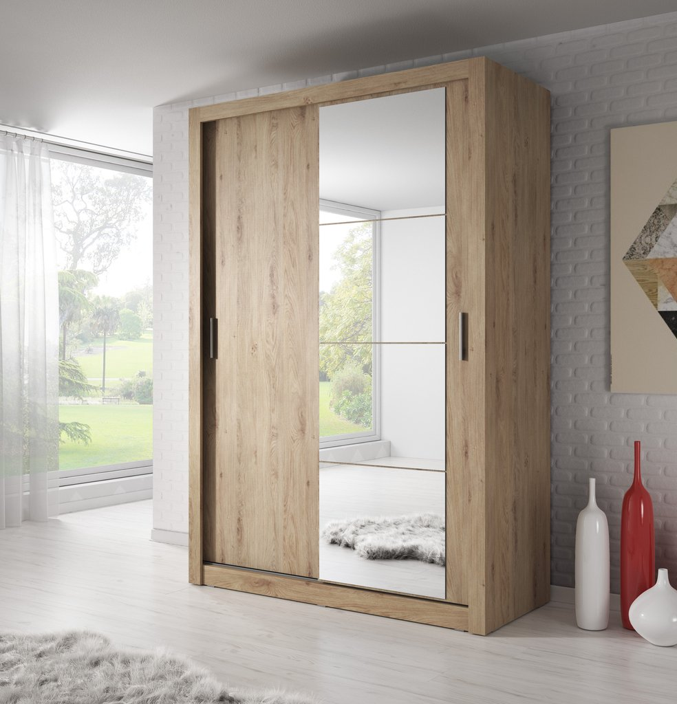 sliding door wardrobes arti 4 oak shetland 2 sliding door wardrobe 150cm HQOVDDQ