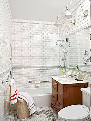 small bathrooms small-bathroom decorating ideas EFGXMRV