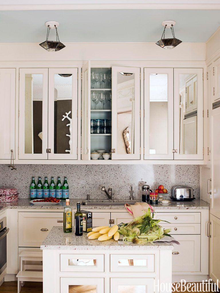 small kitchen designs 30 best small kitchen design ideas – decorating solutions for small kitchens JRRKXQE