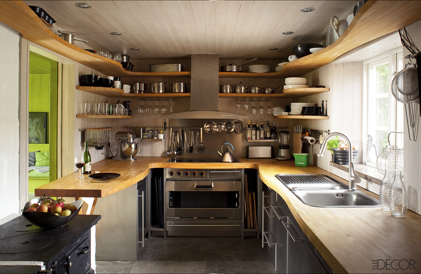 small kitchen designs 50 small kitchen design ideas - decorating tiny kitchens WWPCOMZ