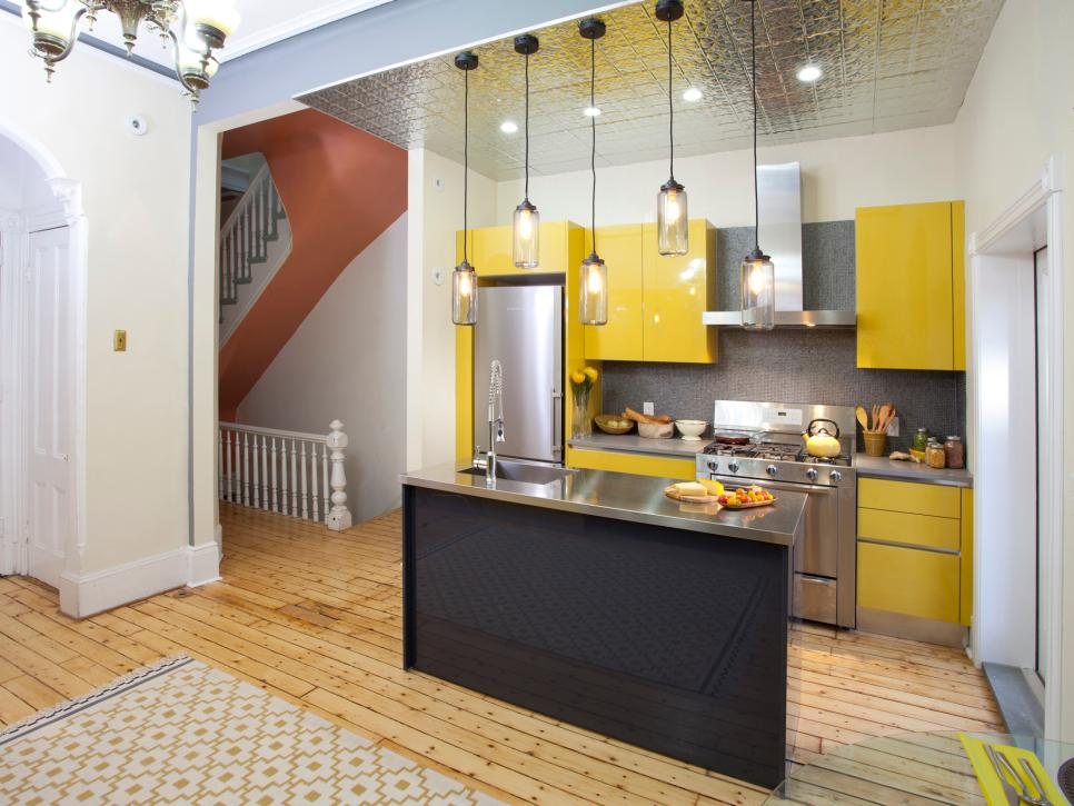 small kitchen designs pictures of small kitchen design ideas from hgtv | hgtv CYFGRDO