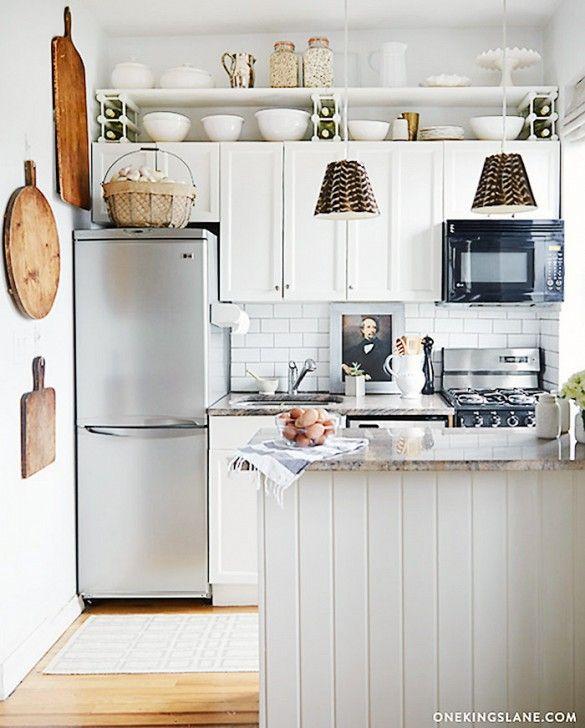 small kitchen https://i.pinimg.com/736x/fc/fe/bd/fcfebd14847c2e5... SKARXEK