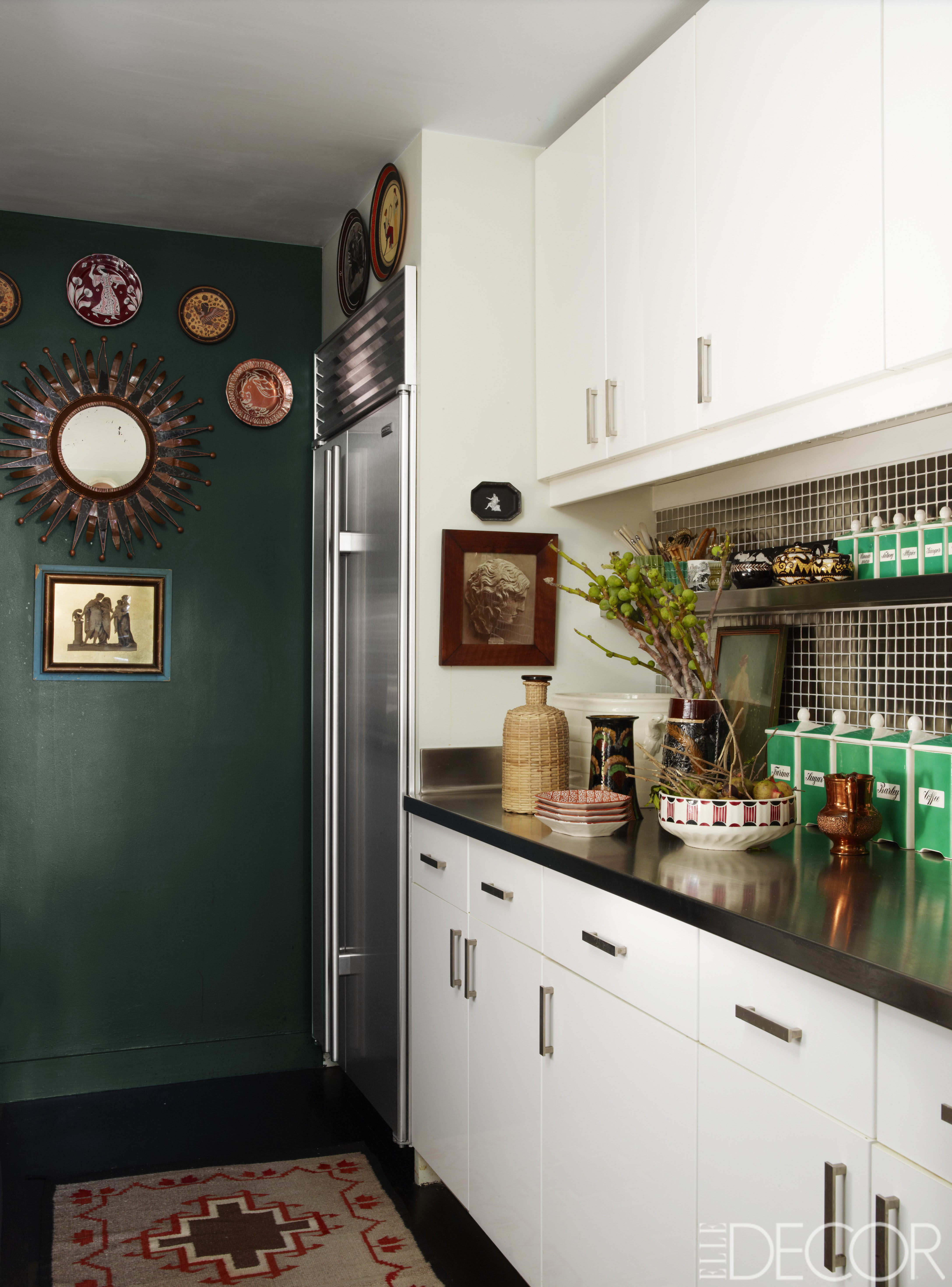 small kitchen ideas 50 small kitchen design ideas - decorating tiny kitchens LHTBCHO