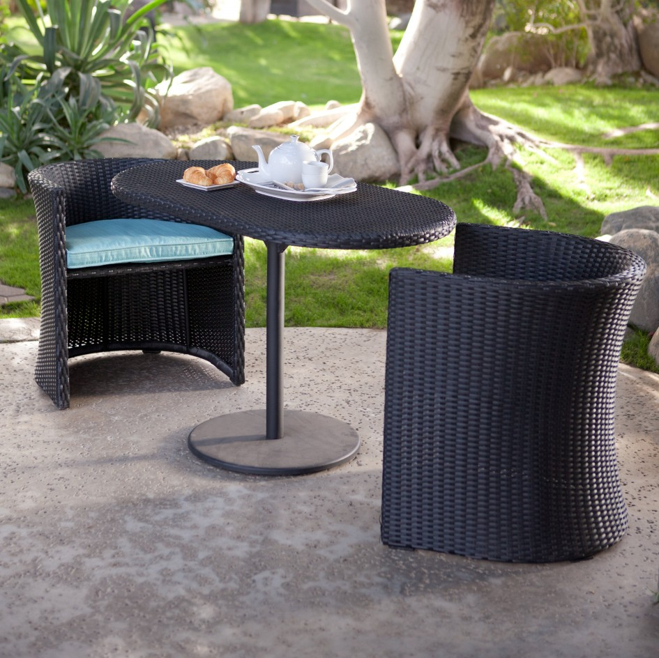 Patio Conversation Sets For Small Es Designs