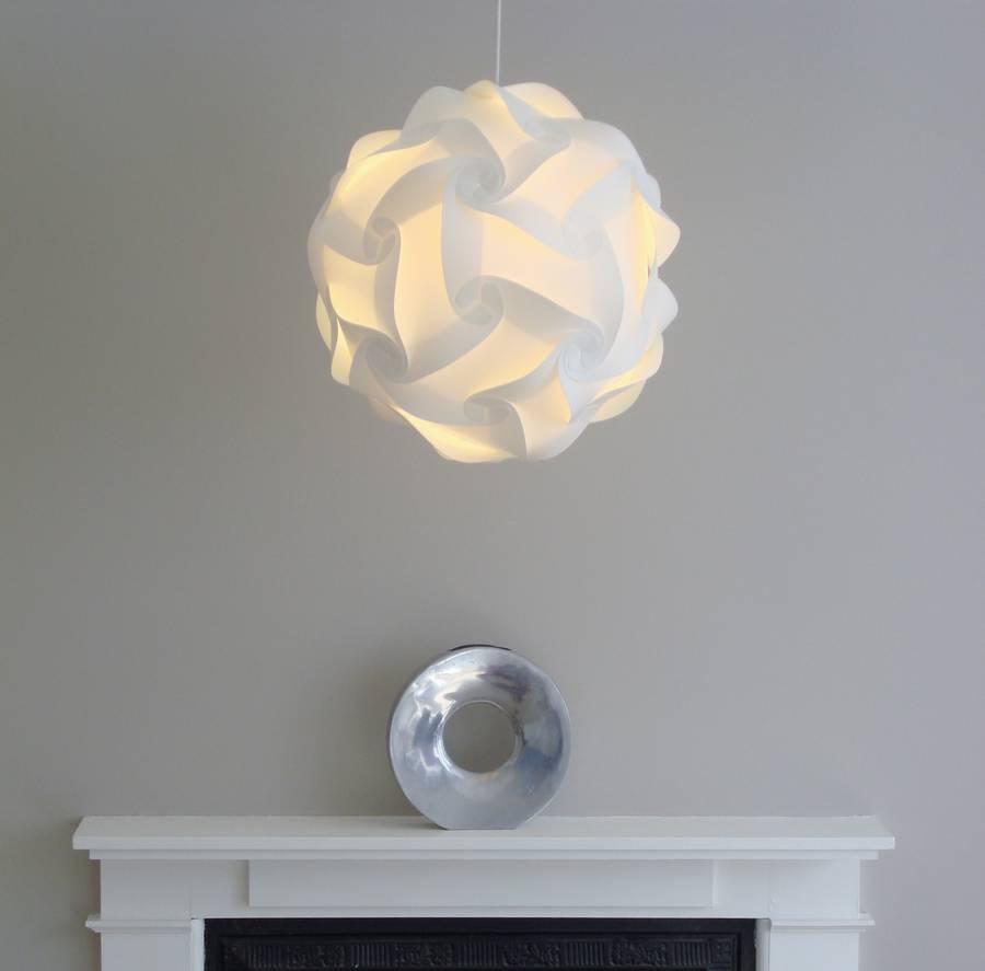 smarty lamps cosmo geometric ball light shade EEOTLMZ