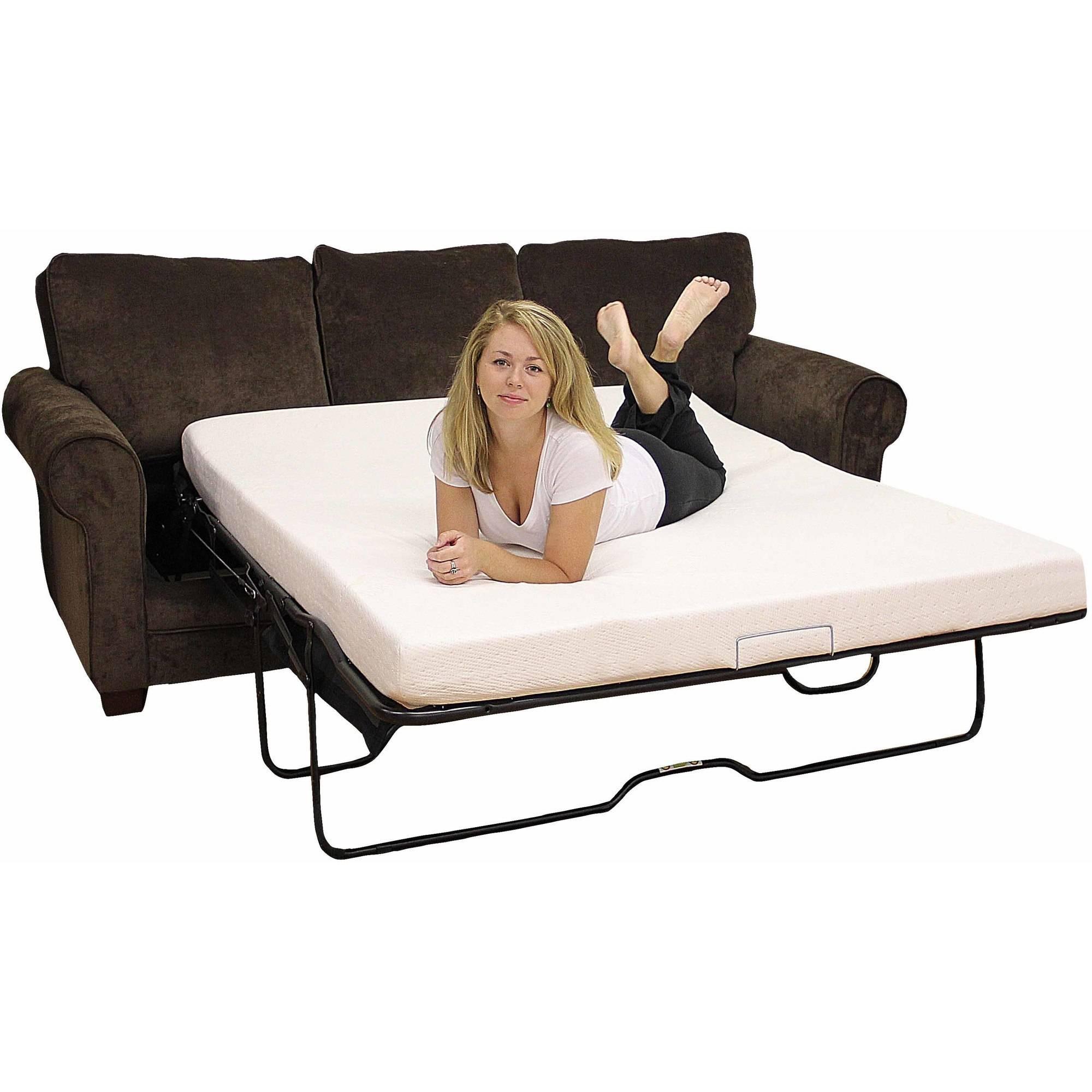 sofa bed mattress modern sleep memory foam 4.5 UAYRCFQ