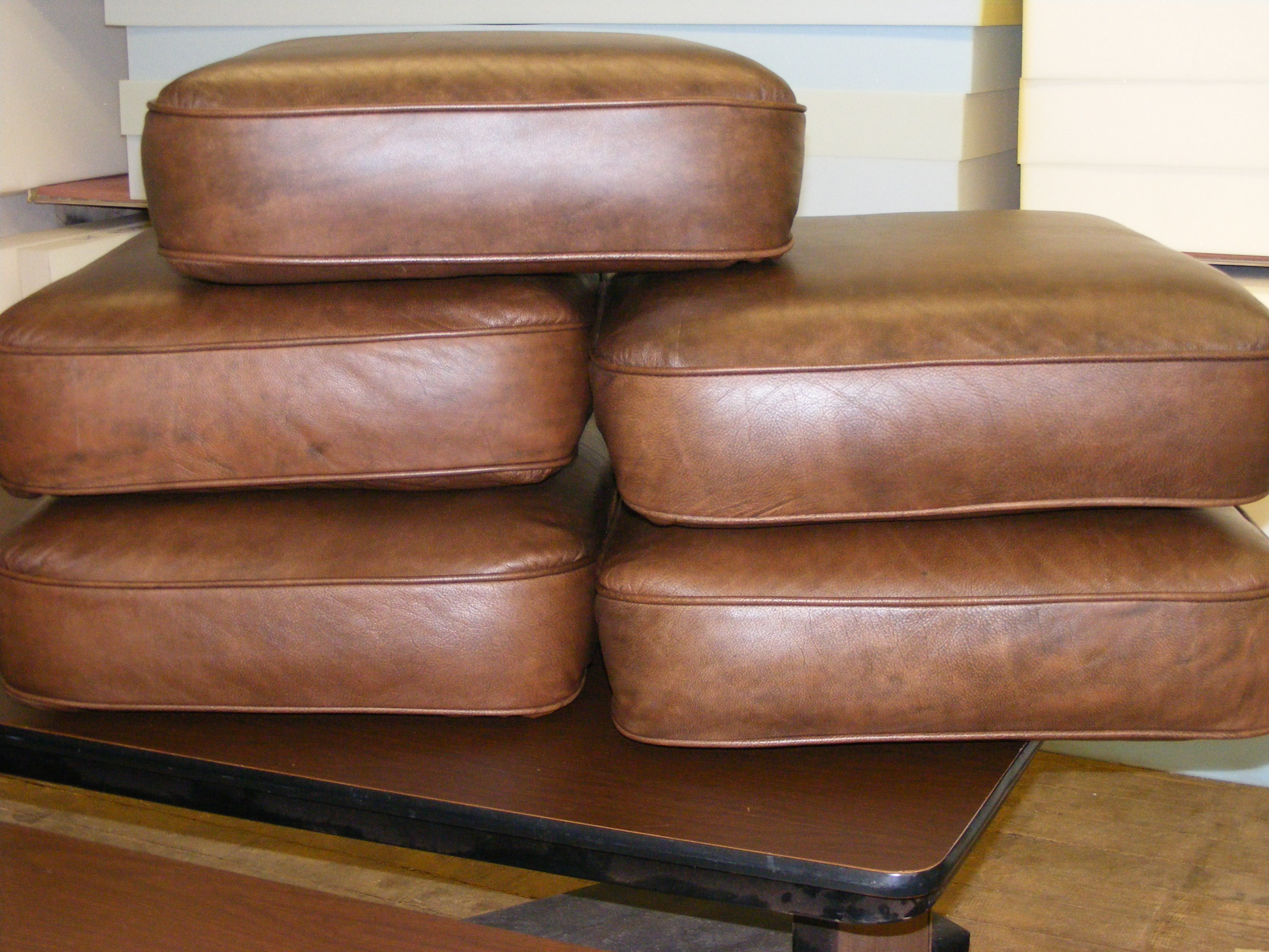 sofa cushions leather cushion cores VIJMOXF