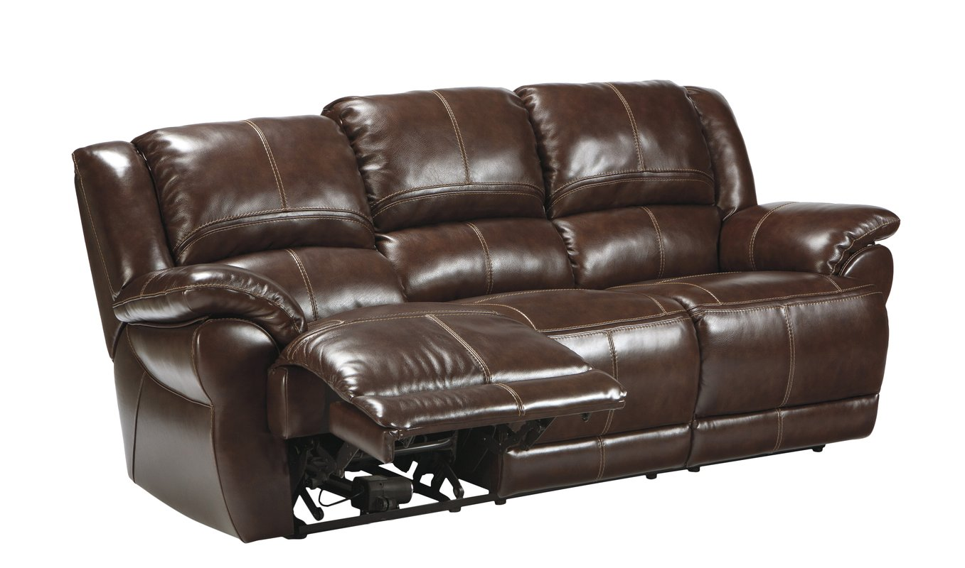sofa recliner mahoney reclining sofa KANBDKW