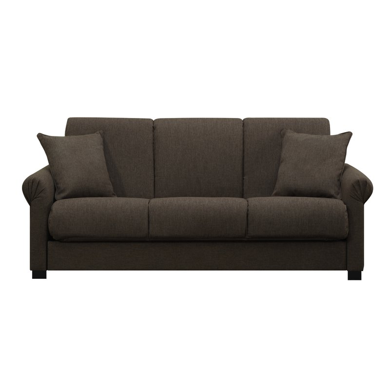 sofa sleeper lawrence full convertible sleeper sofa BLXVMTN