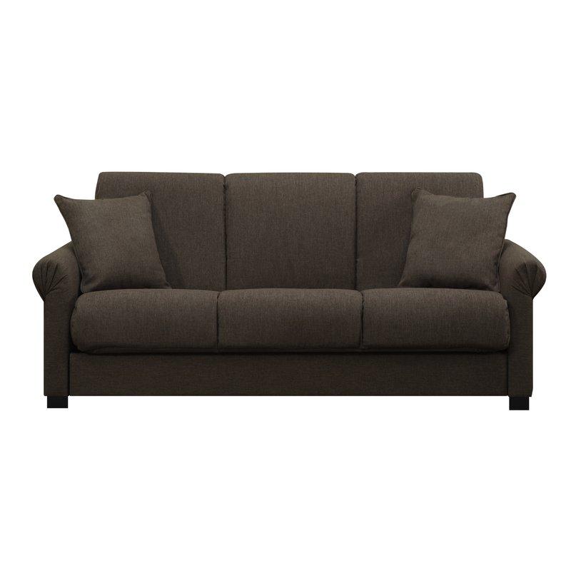 sofa sleeper lawrence full convertible sleeper sofa BLXVMTN