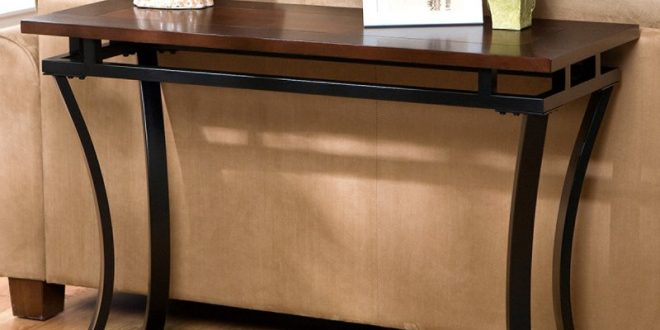 Foyer Furniture Wayfair : Sofa tables for your multiple uses at home