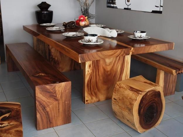solid wood furniture eco friendly wooden furniture for green and modern interior design GYBAFLY
