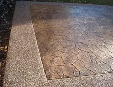 stamped concrete stamped concrete kmm decorative concrete holly springs, nc SWWFGKR