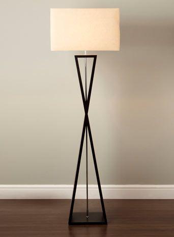 standard lamps kayden floor lamp - floor lamps - home, lighting u0026 furniture TVCEHSA