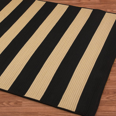 striped rugs chic stripe braided indoor outdoor rugs MEQOMWO