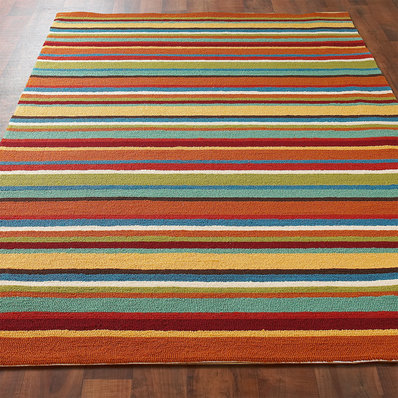 striped rugs colorful stripe hooked indoor outdoor rug EGIDFOQ