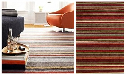 Striped Rugs For An Added Flair At Your Home Goodworksfurniture