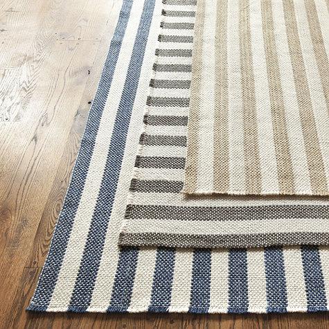 striped rugs vineyard stripe rug from ballard design: i tend to prefer a wide stripe JJQBSAC