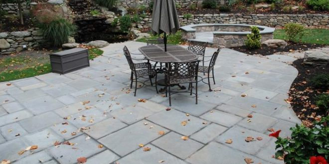 stylish stone patio designs 26 awesome stone patio designs for your home DMAFPJR