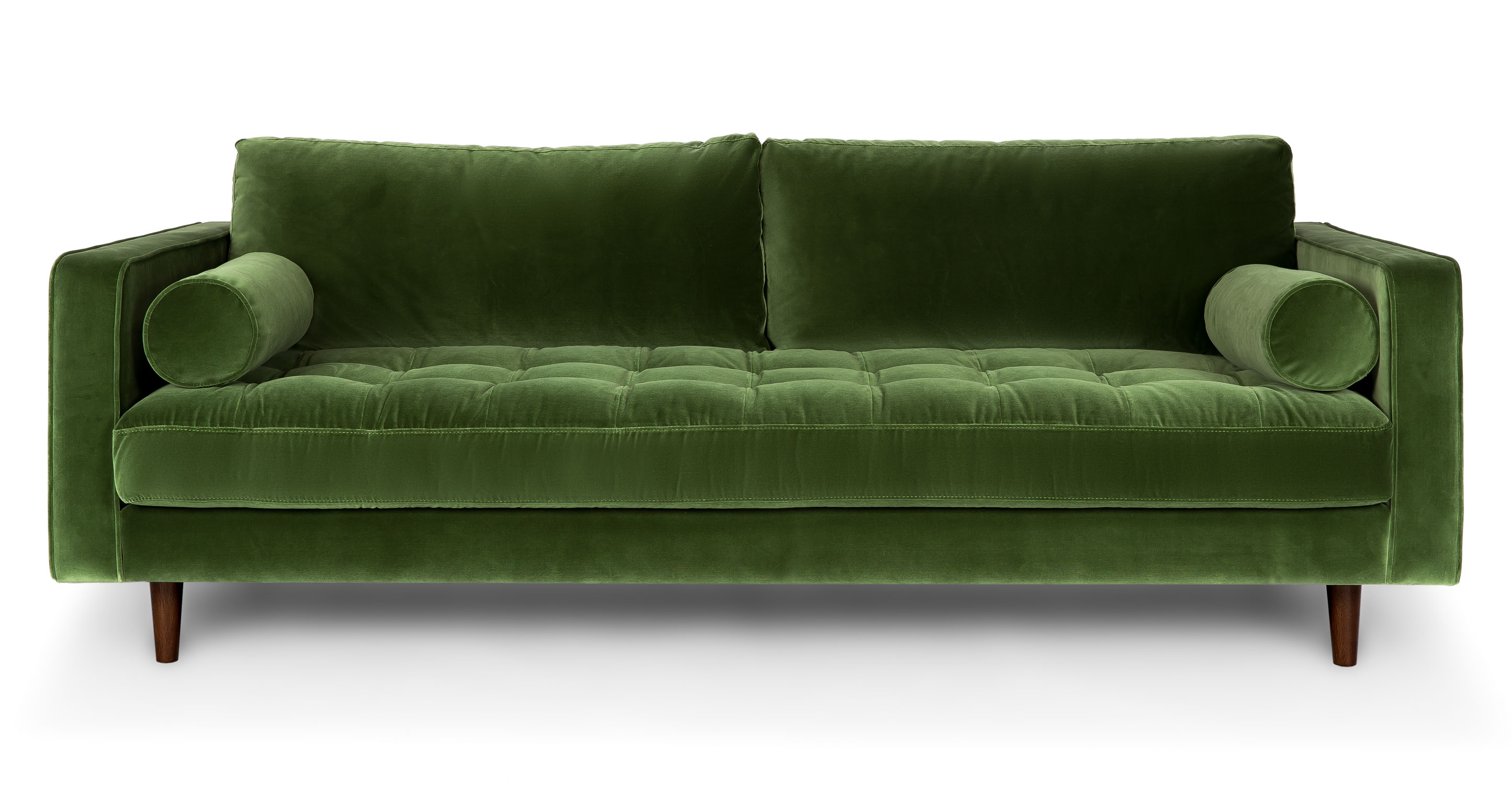 sven grass green sofa - sofas - article | modern, mid-century and IPGTVJN