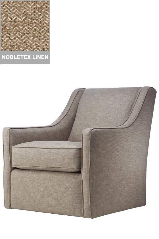 swivel chairs for living room custom khloe upholstered swivel chair - glider - living room chairs - RHWQXWG