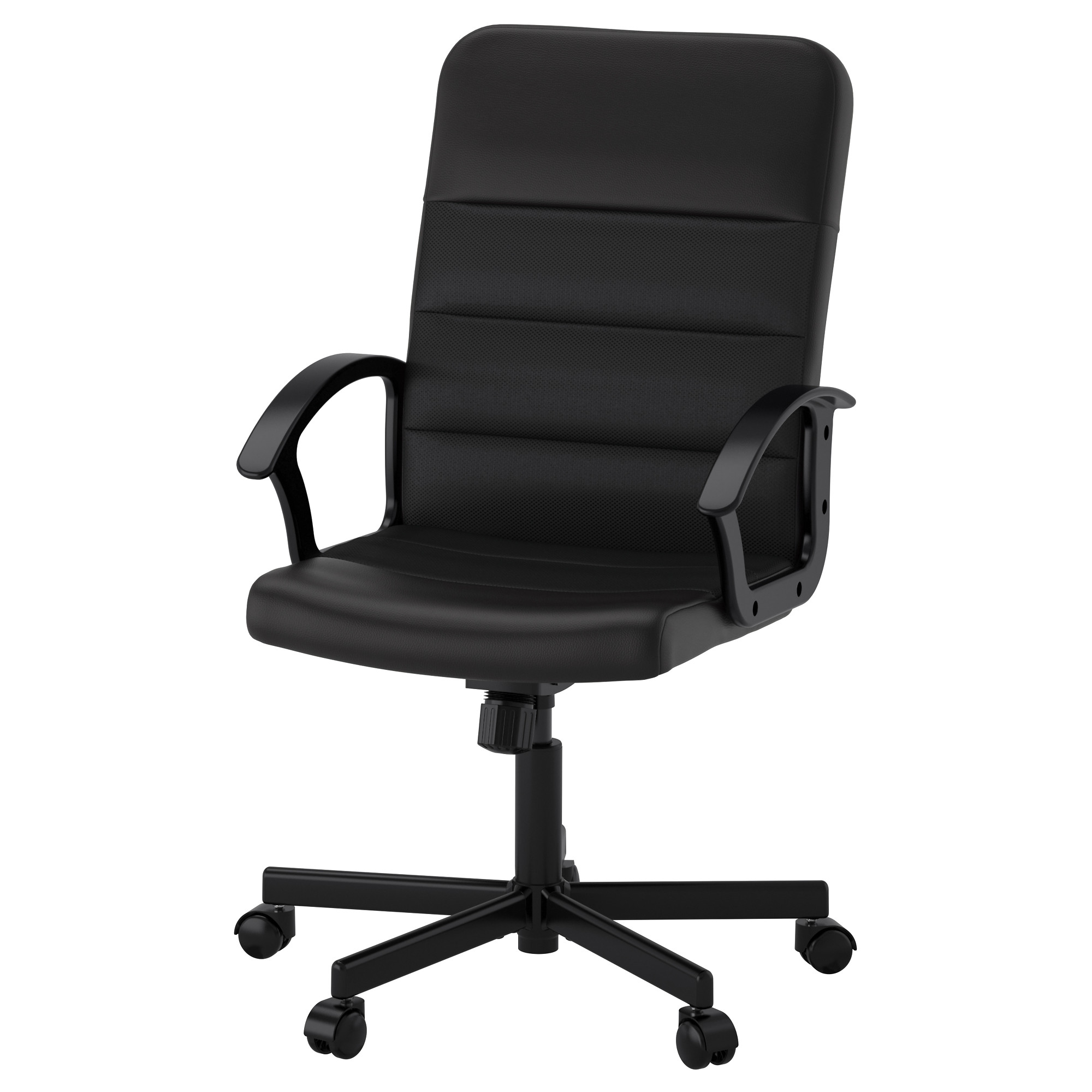 swivel chairs renberget swivel chair, bomstad black tested for: 242 lb 8 oz width: 23 RZERGIG
