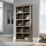 Tall bookcase in your house