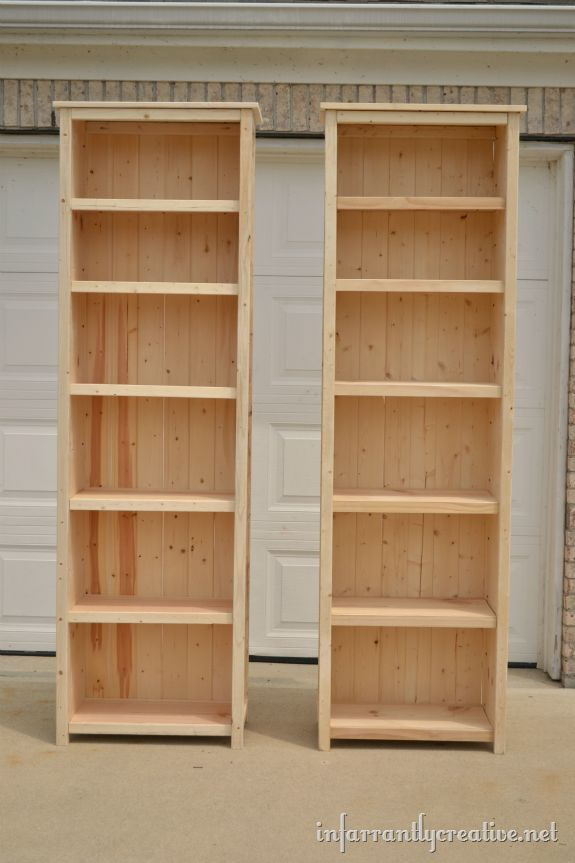 tall bookshelves how to make bookshelves ACQFFQR