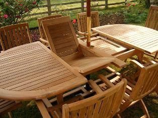 teak furniture KNETCLJ