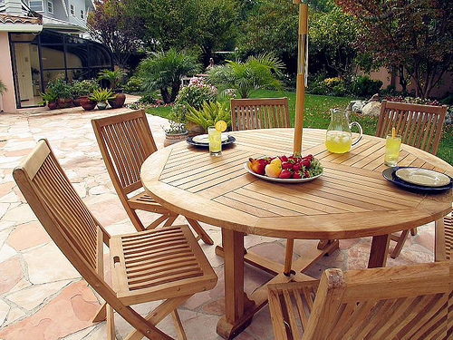teak garden furniture incredible teak outside furniture teak patio furniture strip and plank  folding set4 MZUKTRG