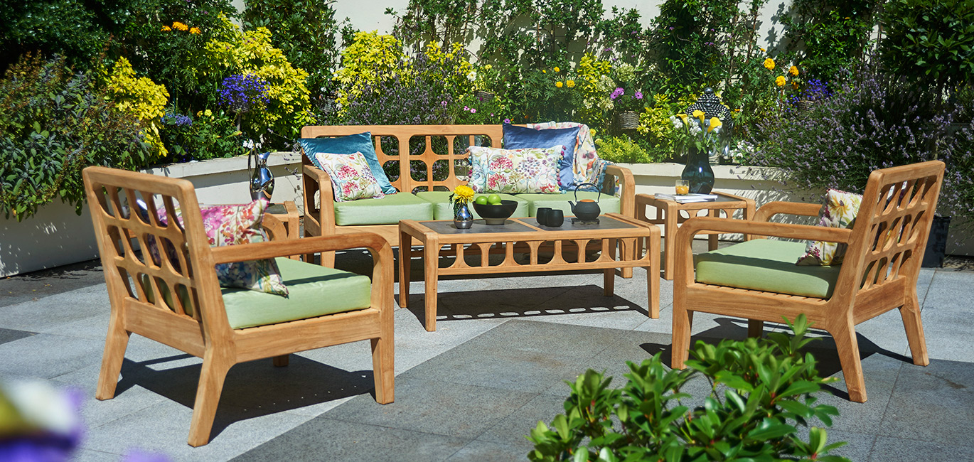 Getting the best teak garden furniture goodworksfurniture Home depot teak patio furniture