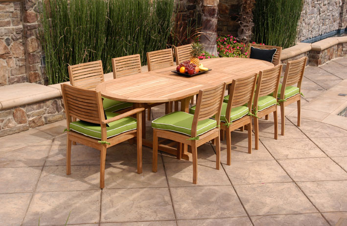 teak garden furniture teak patio furniture is best for furnishing patio and other outdoor areas - MJWMSXT