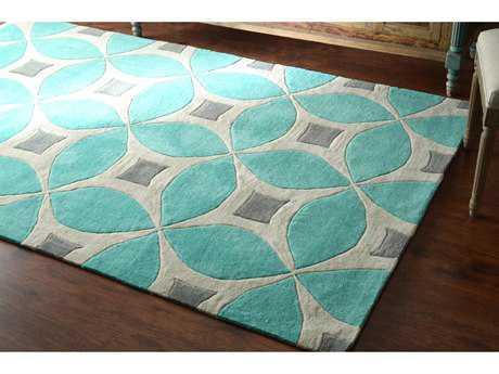 teal rugs nuloom barcelona baby blue rectangular area rug SBBJVTW