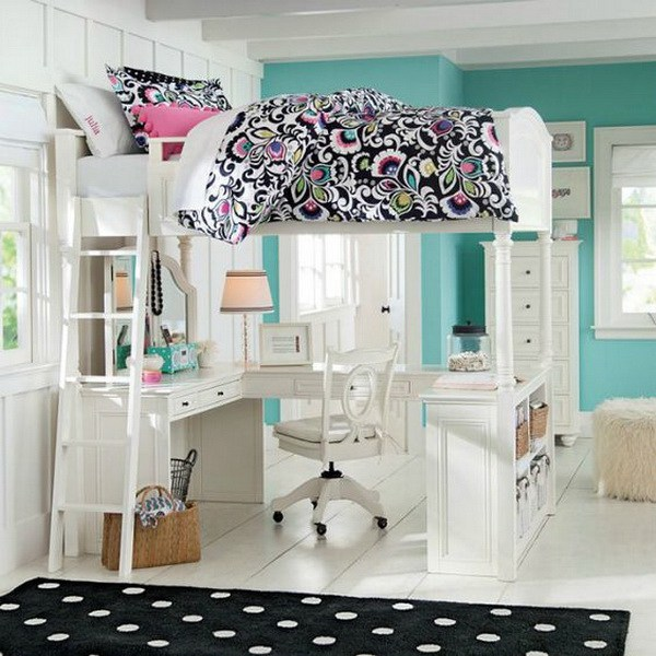 teen girls bedroom ideas modern loft bedroom design idea for teens. modern loft bedroom design idea ZRQRKXQ