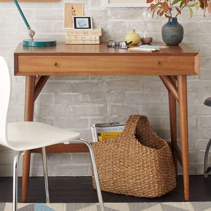 the best desks for small spaces | apartment therapy CKQMGDW
