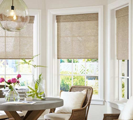 Window treatments- renovate smartly for better results
