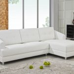 White Sectional Sofa for an Elegant Home Interior