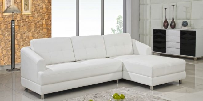 tips to choose best white sectional sofa - designinyou OVSSXJC