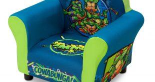 toddler chair nickelodeon teenage mutant ninja turtles toddler boyu0027s upholstered chair GLCQYHS