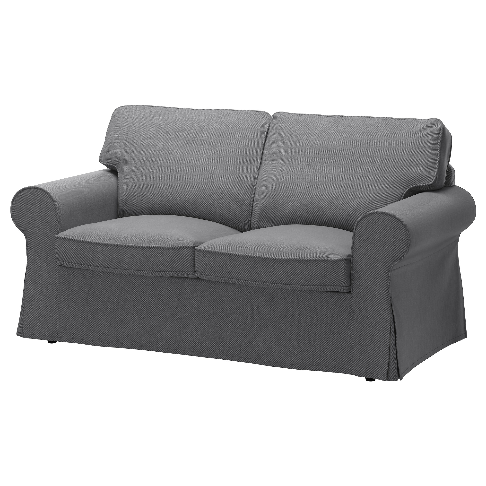 two seater sofa ikea ektorp two-seat sofa 10 year guarantee. read about the terms in the MAUAGOJ
