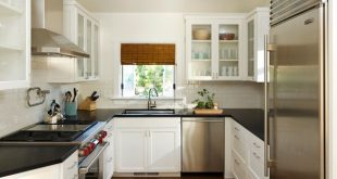 u shaped kitchen layout design CAUVDQN