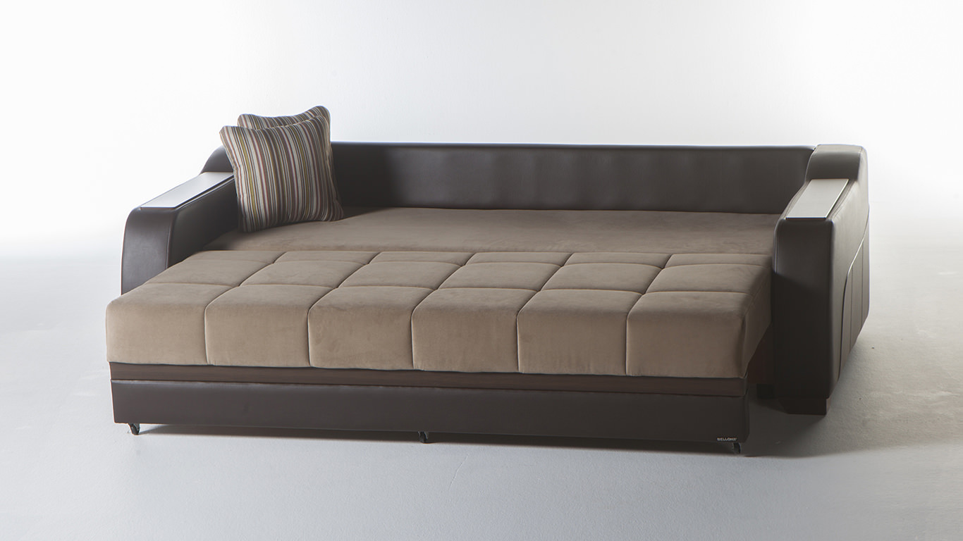 ultra lilyum vizon convertible sofa bed by sunset (sunset international  (istikbal)) TPGUIBS