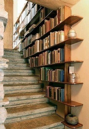 unique bookcases design FQLPPLL