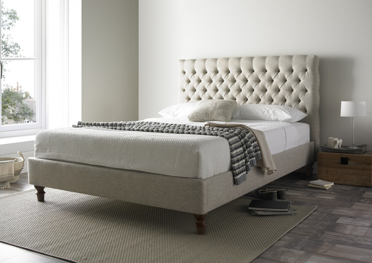 Upholstered Beds for Extra Coziness in Your Bedroom ...