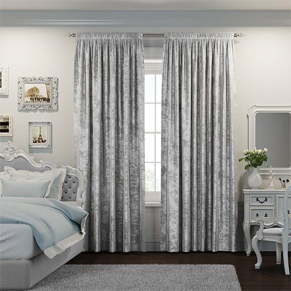 Different Mood Through Velvet Curtains Goodworksfurniture