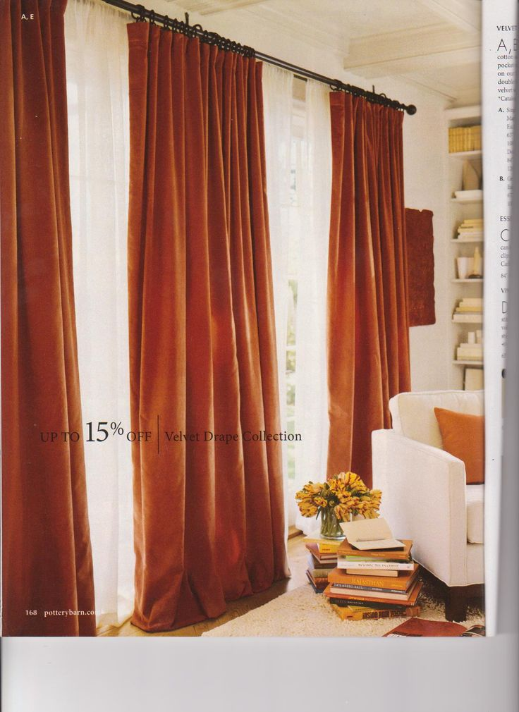 velvet curtains pottery barn offers this great velvet drape in a color they call maple PVMMYXG