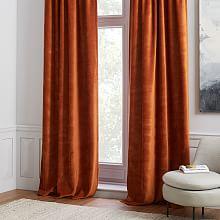velvet curtains regal blue · ivory · copper ... EVBDHGI