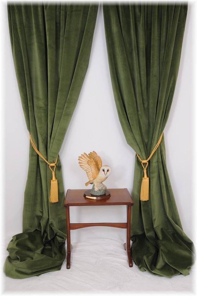 velvet curtains - velvet curtains in living room WIYBIWM