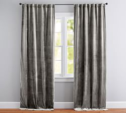 velvet curtains velvet drapes u0026 curtains FJSVYLR