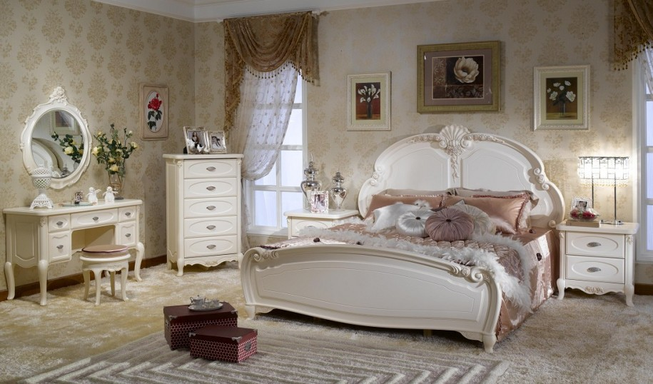 vintage bedroom furniture best-vintage-bedroom-furniture-amazing-vintage-bedroom-by- ZOKAKYK